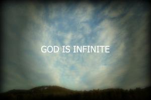 infinite god