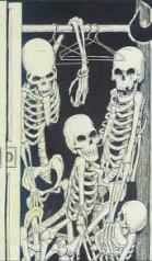 skeleton closet